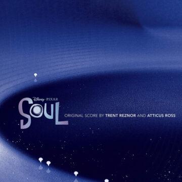 Soul (Original Score) Trent Reznor and Atticus Ross stereodisc