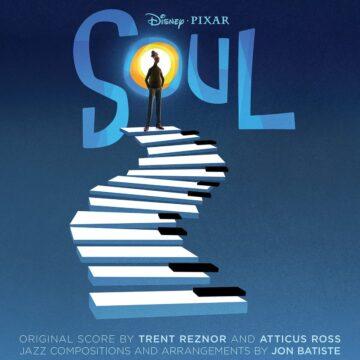 Trent Reznor, Atticus Ross & Jon Batiste* – Soul (Original Motion Picture Soundtrack) stereodisc