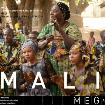 Mali. The art of griots from Kela, 1978-2019