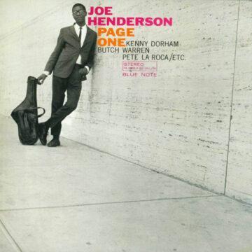Page One Joe Henderson stereodisc