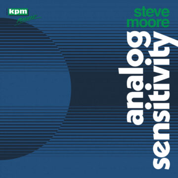 Steve Moore Analog Sensitivity stereodisc