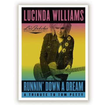 Lucinda Williams – Lu's Jukebox Vol. 1 - Runnin' Down A Dream: A Tribute To Tom Petty stereodisc