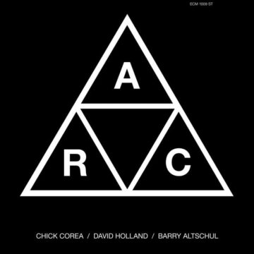 A.R.C. Chick Corea, Dave Holland, Barry Altschul stereodisc