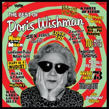 The Best Of Doris Wishman stereodisc