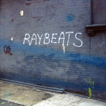 The Raybeats The Lost Philip Glass Sessions stereodisc