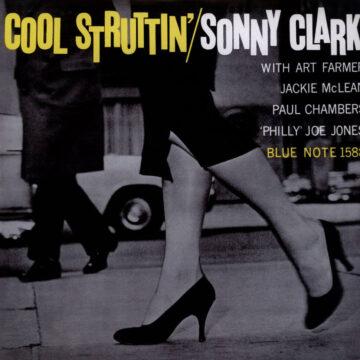 Cool Struttin' Sonny Clark stereodisc