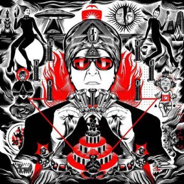 DEVO's Gerald V. Casale AKA Jihad Jerry & The Evildoers stereodisc