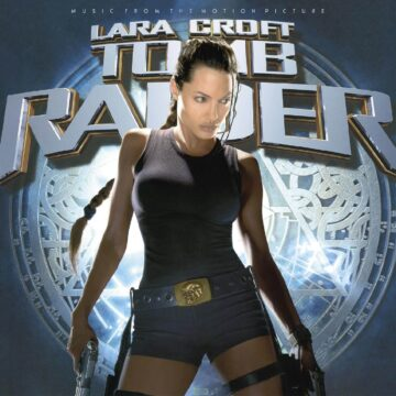 Lara Croft: Tomb Raider (Music from the Motion Picture) stereodisc