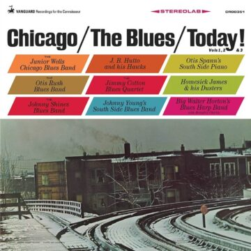 Chicago / The Blues / Today! stereodisc