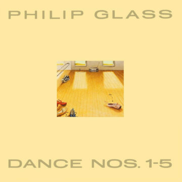 Philip Glass – Dance Nos. 1-5 stereodisc