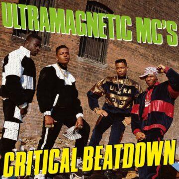 Ultramagnetic MC's – Critical Beatdown stereodisc