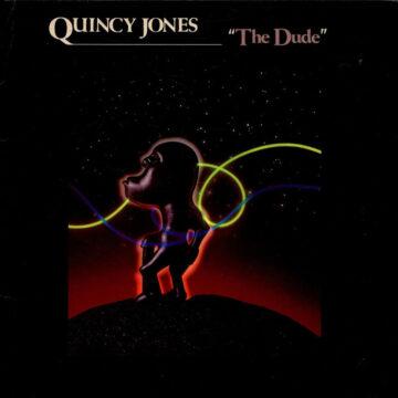 The Dude Quincy Jones stereodisc