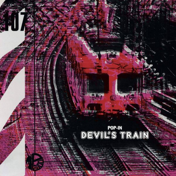 Pop-In Devil's Train Jacky Giordano stereodisc