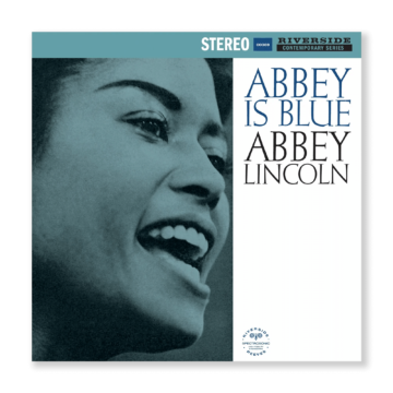 Abbey Is Blue Abbey Lincoln stereodisc