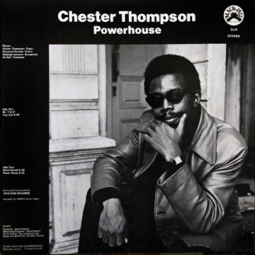 Powerhouse Chester Thompson stereodisc