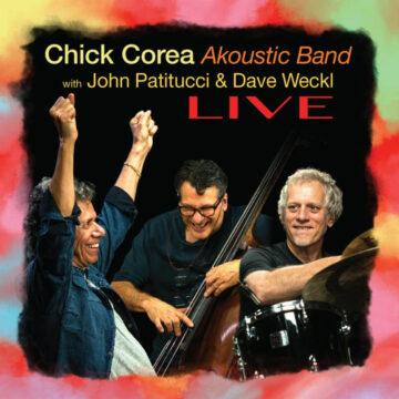Chick Corea Akoustic Band – Live stereodisc