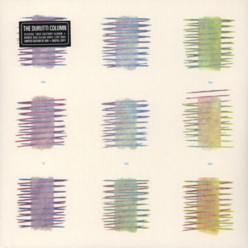 The Durutti Column Another Setting stereodisc
