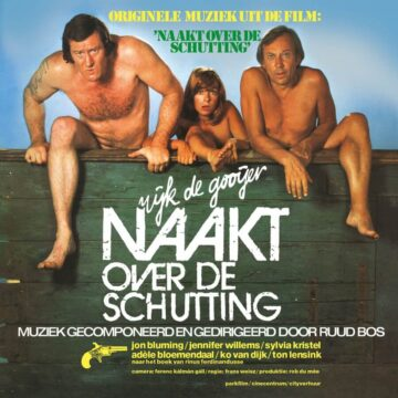 Naakt Over De Schutting (Naked Over The Fence) stereodisc