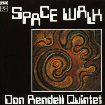 Space Walk Don Rendell Quintet stereodisc
