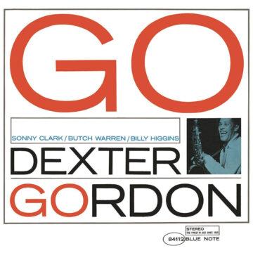 Go Dexter Gordon stereodisc