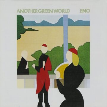 Another Green World Brian Eno stereodisc