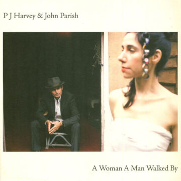 A Woman A Man Walked By stereodisc