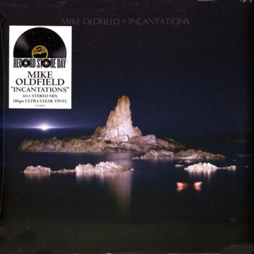 Mike Oldfield – Incantations stereodisc