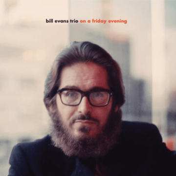 On a Friday Evening Bill Evans Trio stereodisc