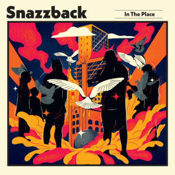 In The Place Snazzback stereodisc