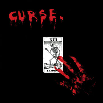 Curse (Remastered) by Legendary Pink Dots stereodisc