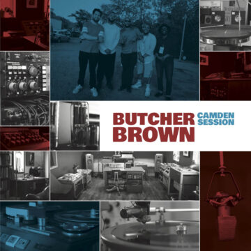Camden Session Butcher Brown stereodisc