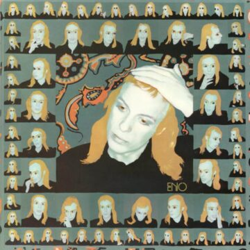 Taking Tiger Mountain (by Strategy) Brian Eno stereodisc