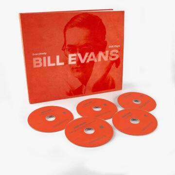 Everybody Still Digs Bill Evans stereodisc