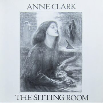 Anne Clark The Sitting Room stereodisc