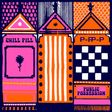 Chill Pill 3 stereodisc