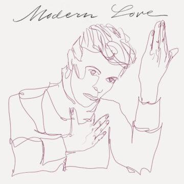 Modern Love stereodisc