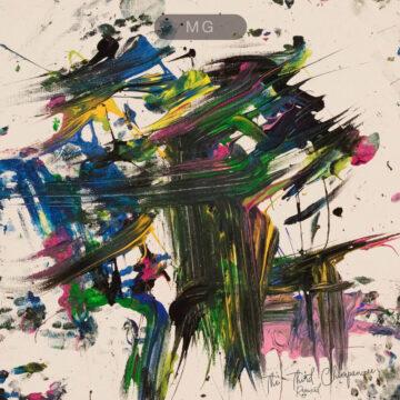The Third Chimpanzee Remixed MG (Martin Gore) stereodisc