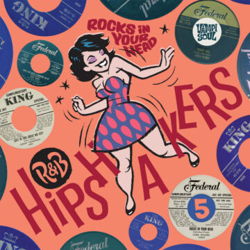R&B Hipshakers Vol. 5 - Rocks In Your Head stereodisc