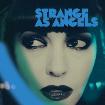 Chrystabell Sings the Cure Strange as Angels stereodisc