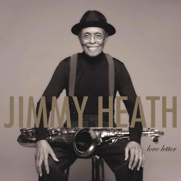 Love Letter Jimmy Heath stereodisc