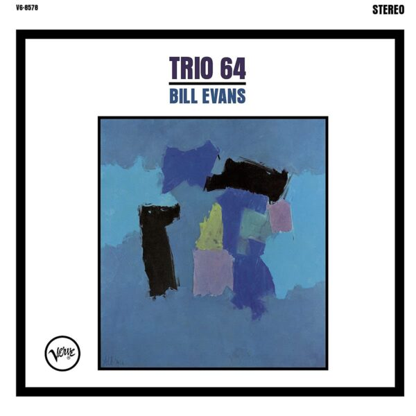 Trio '64 Bill Evans stereodisc
