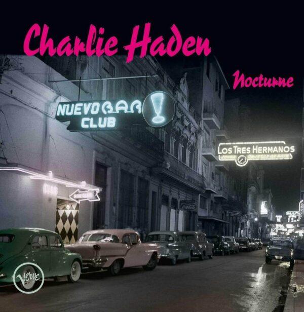 Nocturne Charlie Haden stereodisc