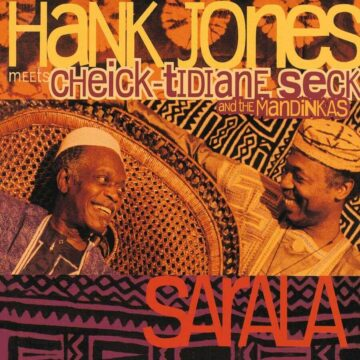 Sarala Hank Jones stereodisc
