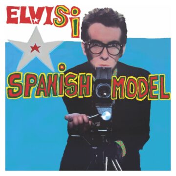 Spanish Model Elvis Costello and The Attractions stereodisc