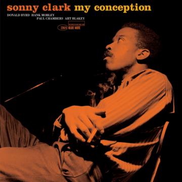Sonny Clark – My Conception stereodisc