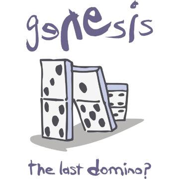 Genesis – The Last Domino? stereodisc