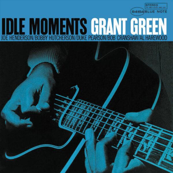Idle Moments (180 Gram Vinyl) Grant Green stereodisc