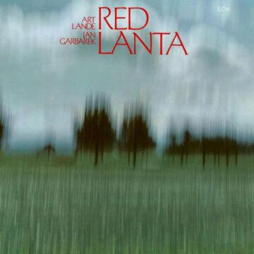 Red Lanta Art Lande, Jan Garbarek stereodisc