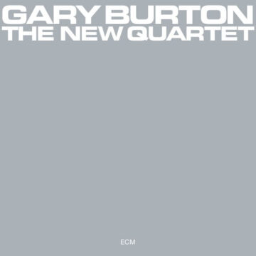 The New Quartet Gary Burton stereodisc