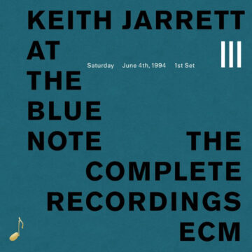 At The Blue Note, 3rd CD Keith Jarrett stereodisc